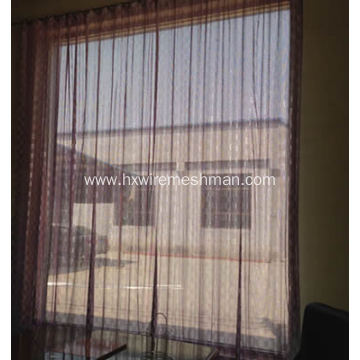 Metal Window Curtain for home or hotel